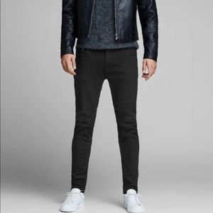 Men's Jack and Jones Premium Ben Skinny Fit Jeans